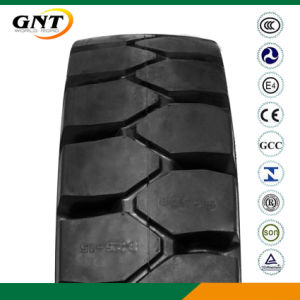 Gnt Industrial Tire Forklift Tire, Solid Tire (12-16.5) pictures & photos