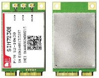 SIM7230e Is a Complete Multi-Band Lte/HSPA+/HSPA/UMTS/Egde/GPRS/GSM/Gnss Pcie Module