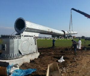 Freestanding Wind Turbine Steel Tower pictures & photos