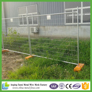 New Design Galvanized Steel Temporary Fence pictures & photos