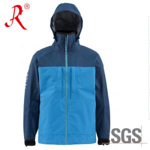 Waterproof 3-Layer Fishing Tackle Fishing Jacket (QF-1853) pictures & photos
