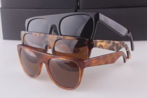 2015 New Style Colorful Hand Made Acetate Fashion Sunglasses (5260 pictures & photos