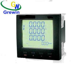 Gwm 300A-1 Series Ultrathin Multifunction Network Power Meter Accuracy +/-0.2% pictures & photos