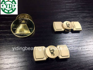 OEM Service China Brass Hand Spinner Fidget Hand Toy with 608 Bearing pictures & photos