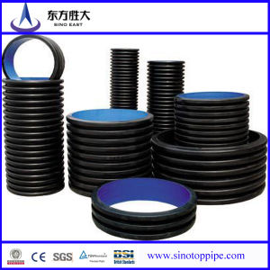 New Products! HDPE Corrugated Drain Pipe Chinese Manufacturer! pictures & photos