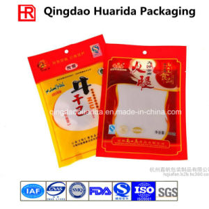 Plastic Vacuum Food Packing Bag, Frozen Food Packaging Bag pictures & photos