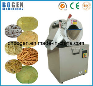 2017 Factory Price Onion Slicing Machine pictures & photos