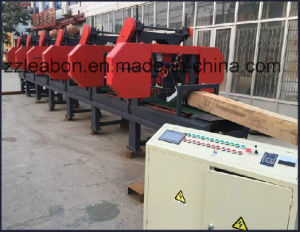 Multiple Head Horizontal Band Sawmill pictures & photos
