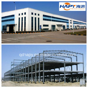 Prefabricated House Building with Steel Frame pictures & photos