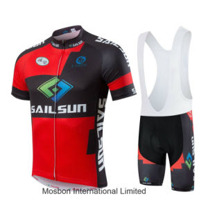 New Red Mans Mountain Bike Jerseys Bicycle Short pictures & photos