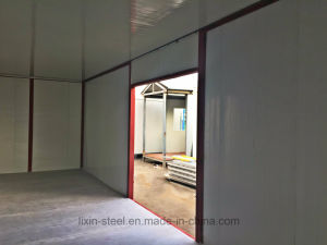Movable Prefabricated Steel Frame Flat Pack House Container pictures & photos