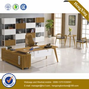 Simple Design Office Desk Metal Leg Office Table (HX-BS8041) pictures & photos