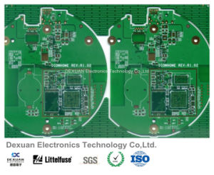 Multilayer PCB, Fr4, BGA, Tg>170, Blind Hole pictures & photos