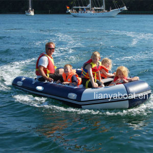 Liya 2m-6.5m Inflatable Boat PVC or Hypalon Boat Sale pictures & photos