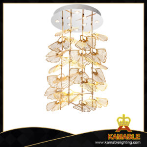Hotel Lobby Elegant Copper LED Pendant Light (MD21475-8-600T) pictures & photos