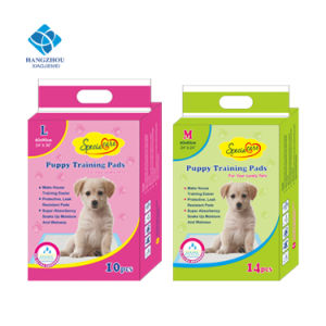 Ultra Absorbent Doggie Pet Training PEE Wee Pad in Medium Size 60*60cm pictures & photos