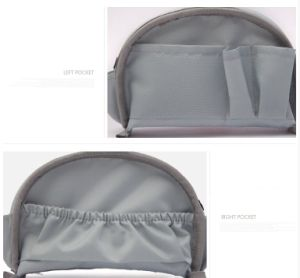 Mini Portable Make up Bag, Easy Take Waterproof Polyester Cosmetic Pouch pictures & photos