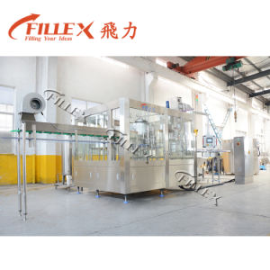 Beverage Washing Filling Capping 3 in 1 Machine pictures & photos