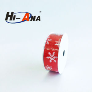 More 6 Years No Complaint Hot Selling Printed Grosgrain Ribbon pictures & photos