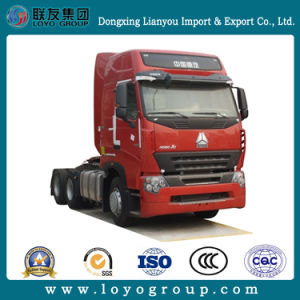 Tractor Truck HOWO 6X4 Sinotruk Tractor Head for Sale pictures & photos