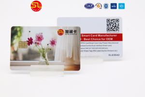 High Quality RFID PVC Customized Design Contactless Smart Card pictures & photos