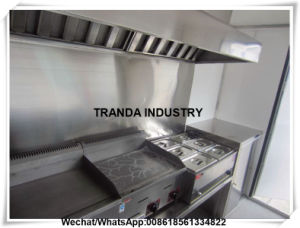 2017 Tranda Made Hot Selling Australia Market Vending Food Cart pictures & photos