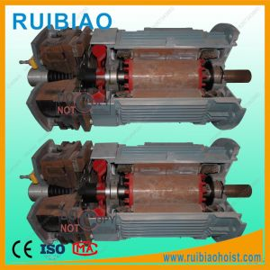 Construction Building Hoist Motor 11kw and 18.5kw pictures & photos