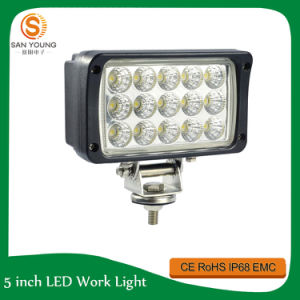 45W LED Work Light off Road Driving Lighting ATV Jeep Truck Ute 4X4wd pictures & photos