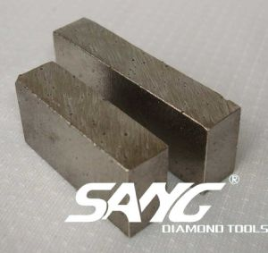 Professional & High Quality Diamond Segment for Stone Cutting, Diamond Tools Manufacturers pictures & photos