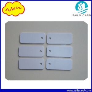 13.56MHz Waterproof PVC Small RFID Tag for Jewelry pictures & photos