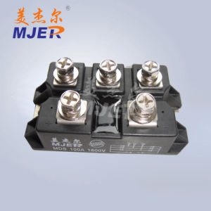Three Phase Bridge Rectifier Module Mds 100A 1600V Short Tppe pictures & photos