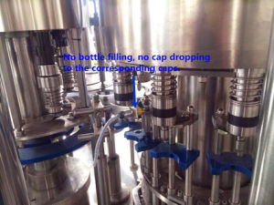 Quality and Reliable Price Automatic 3-in-1 Mineral Water Filling Machine pictures & photos