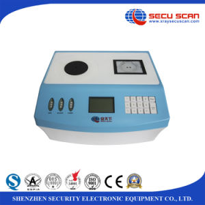 Dangerous Liquid Scanner AT1000 bottle scanner for stations/Airports security check pictures & photos