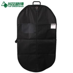 Household Foldable Non-Woven Dustproof Breathable Moisture-Proof Garment Bag pictures & photos