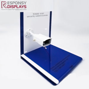 High Quality Counter Acrylic Camera Display Stand with Logo pictures & photos