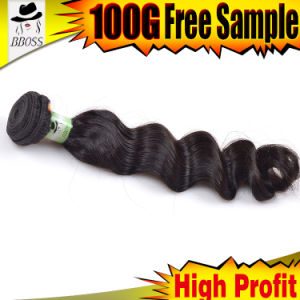 Remy Indian Human Hair From Kbl Huayang Hair pictures & photos