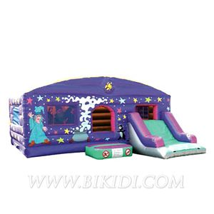 Inflatable Bounce House with Slider B3034 pictures & photos