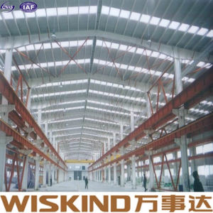 Light Gauge Structure of Steel Frame Storage Hall/Workshop/Warehouse pictures & photos