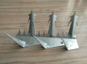 High Security Hot-Dipped Galvanized Metal Anti-Climb Security Bird Spike pictures & photos