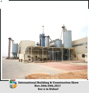 Gypsum Powder Making Machine with SGS Certificate pictures & photos