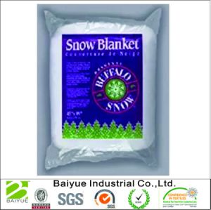 Faux Snow Blanket for Christmas Decoration 45 by 99-Inch pictures & photos