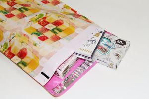 LDPE Custom Printed Poly Mailers Express Bag pictures & photos