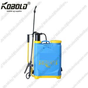 16L Manual Plastic Knapsack Sprayer pictures & photos