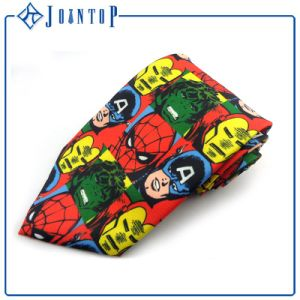 Colourful Customized Fashion Digital Print Neck Tie pictures & photos