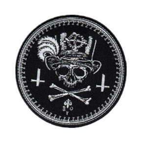 3D Polyester Woven Emblem for Souvenir (YB-pH-82) pictures & photos