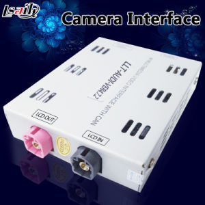 Camera Interface for Audi A6 (4GMMI) 2017 with Frontview Rearview Function Support 360 Bird GPS DVR pictures & photos