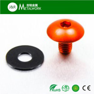 Aluminum Anodized Plated Contersunk Cup Washer pictures & photos