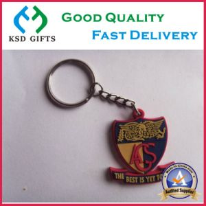 Fast Delivery Custom Log Made Plastic Key Holder pictures & photos