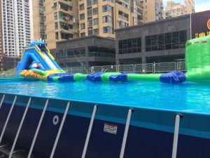 Inflatable Bracket Pool for Inflatable Toys pictures & photos