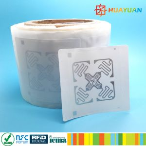 Big Promotion 6cents Omni-Direction Monza 4QT RFID UHF Tag pictures & photos